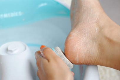 How To Get Rid Of Hard Skin On Your Feet