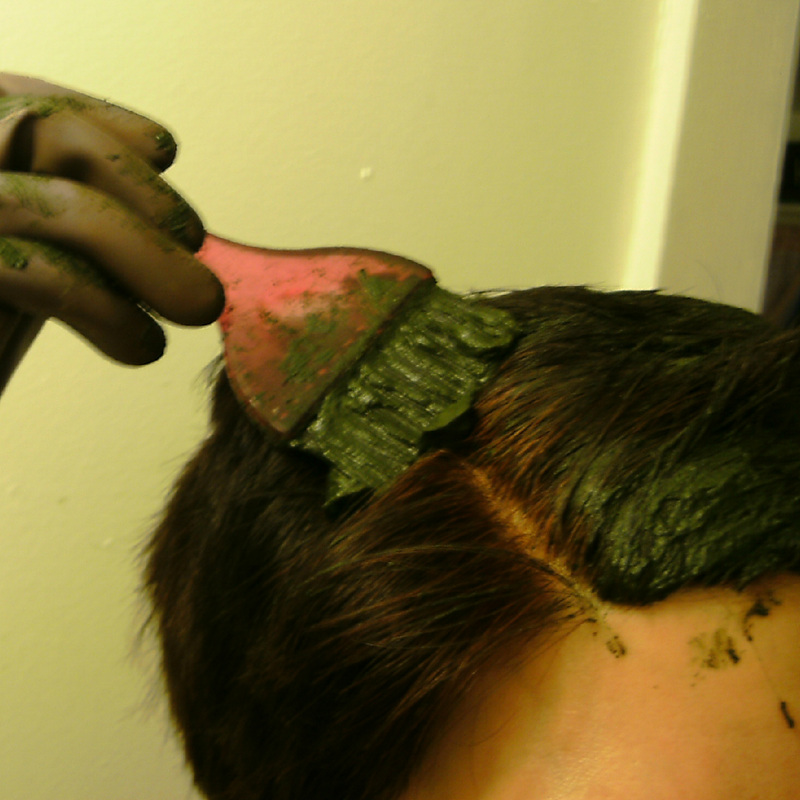 How To Apply Henna To Hair In Telugu Add Some Color To Your Life